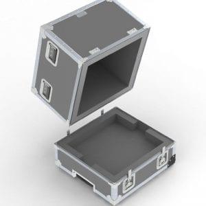 44-3048 Custom shipping case for HP Laserjet