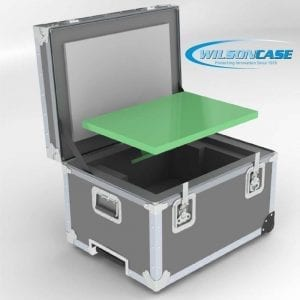 44-3081 Custom computer shipping case