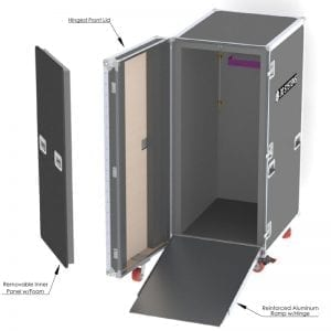 39-3376 Robotics shipping case