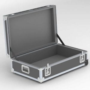 58-1627 shipping case for banner stand