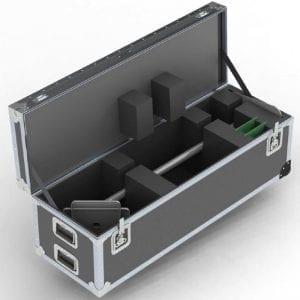 58-1254 iPad Kiosk Shipping Case
