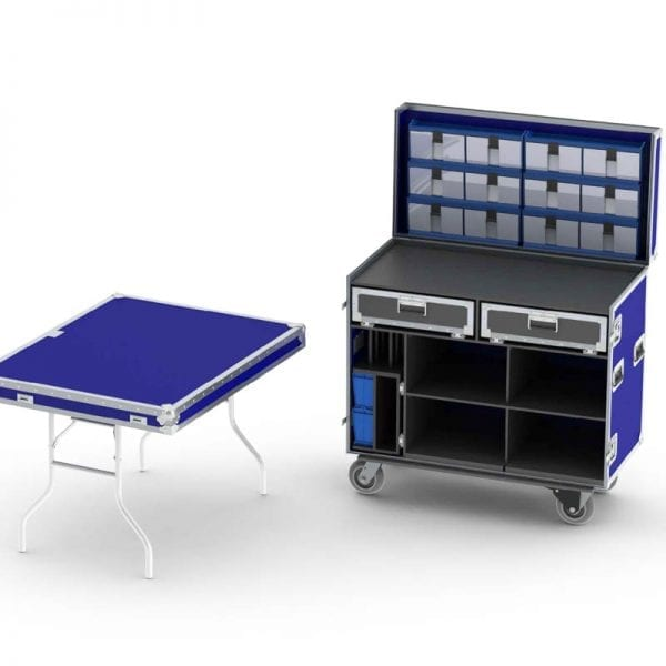 68-1124 Custom Taping Case