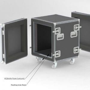 80-593 Custom Shockmount Case