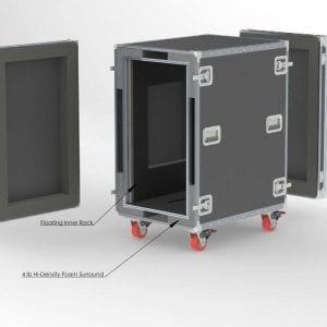 80-614 custom shockmount case