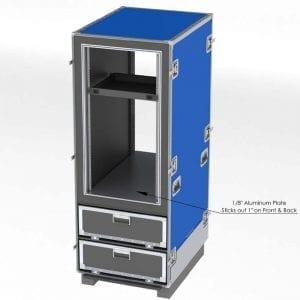 80-621 custom shockmount case