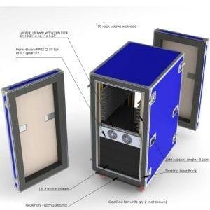 80-626 Custom Shockmount Case