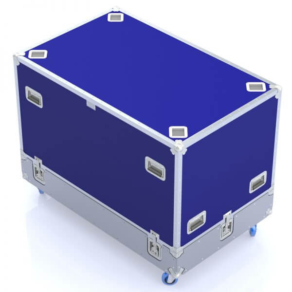 Shipping case with RamGuard