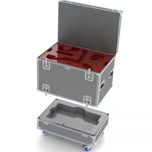 #70-809 Shipping case to house cell processor