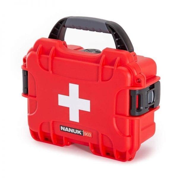 Wilson Case Nanuk 903 First Aid Case