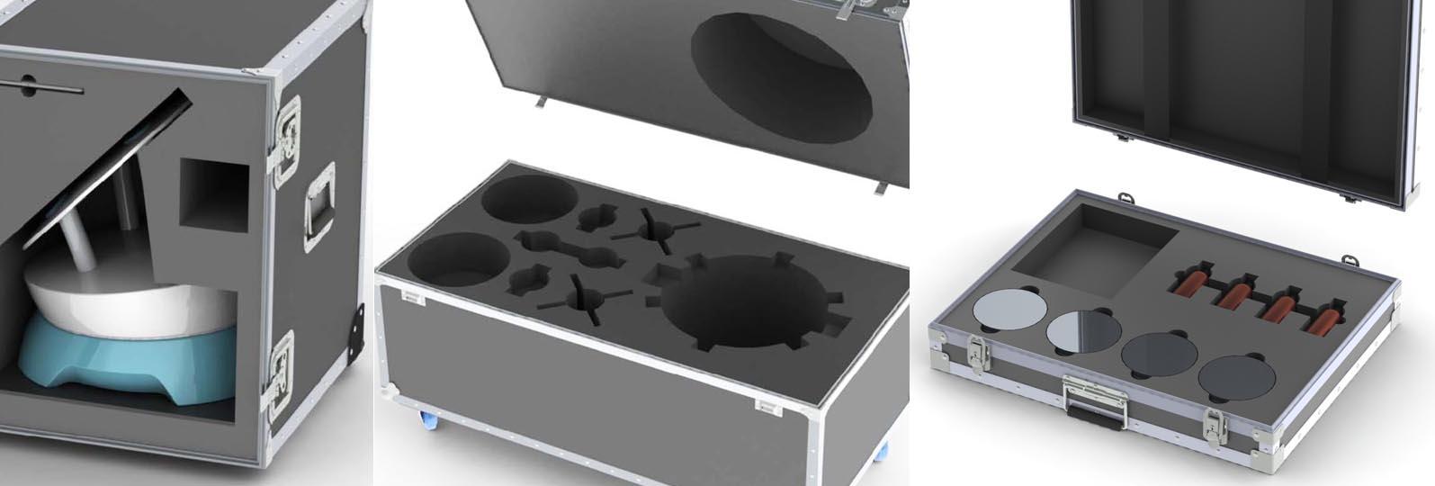 custom foam inserts from Wilson Case