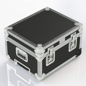 Pull-behind Shipping Case